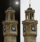 Uhr Turm in Izmir