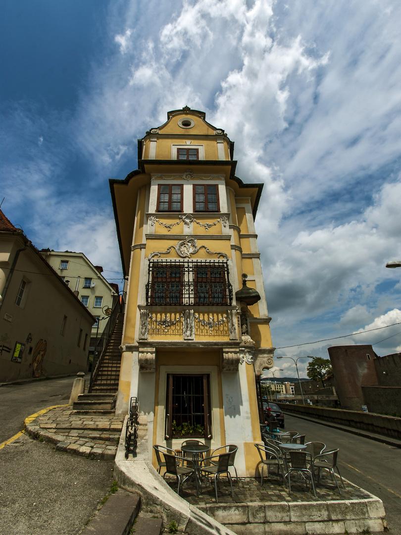 Uhrenmuseum im Haus zum guten Hirten Bratislava Foto