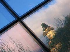 Uhrturm im Spiegel (reloaded)