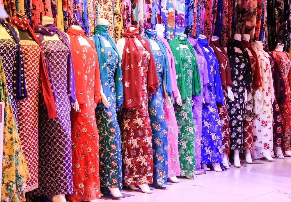 Uigurische Modeschau