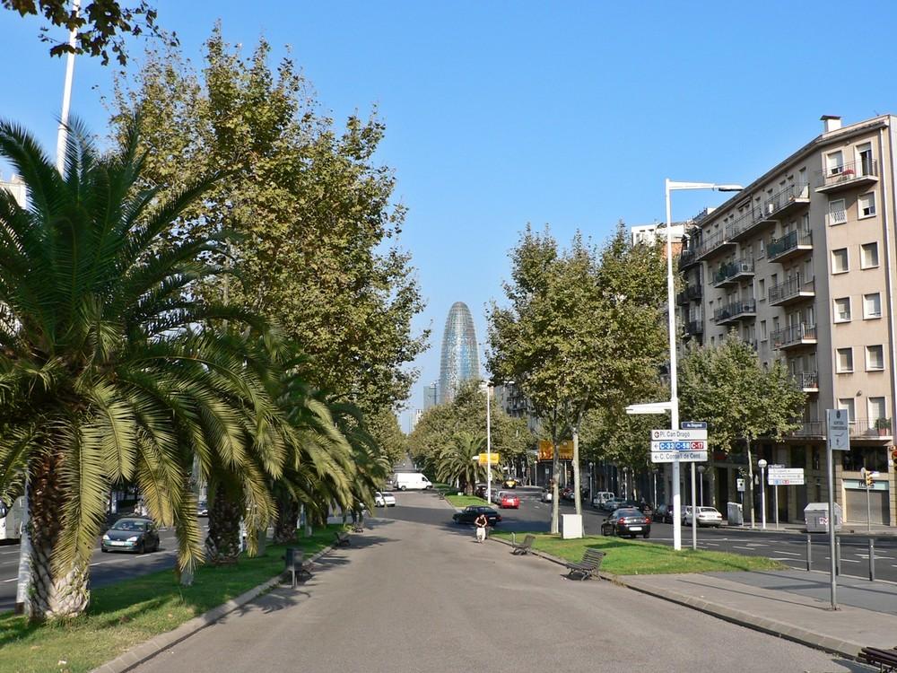 Ulice Barcelony 2