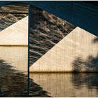 """Ulm - Donau - Friedrichsau - Am Steg - """"Licht, Schatten, Farbe"""""""