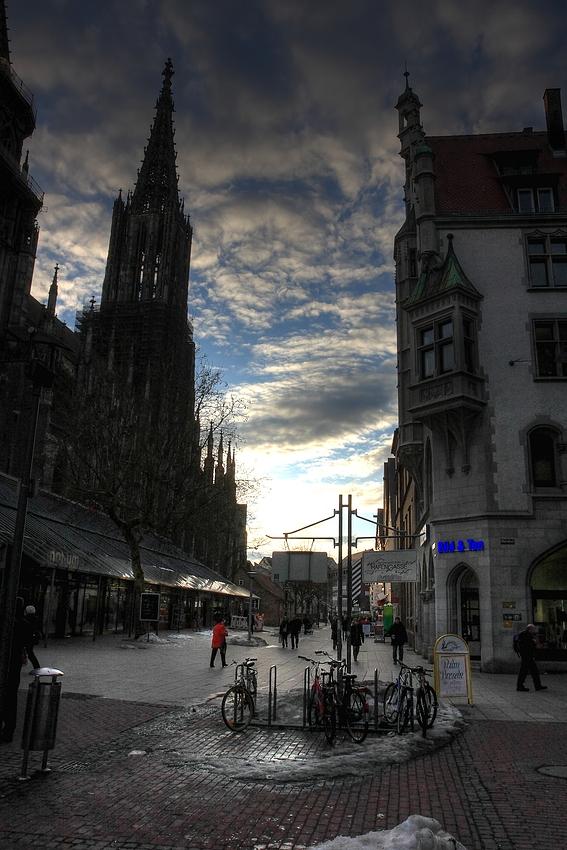 Ulm, Hafengasse