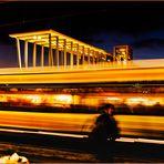 "Ulm - Hbf / SWU - ""Speed - Light - Colour"""