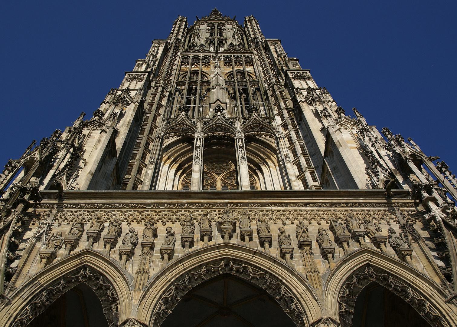 Ulm - Münster