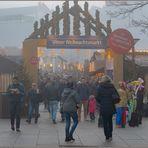 """Ulm - Weihnachtsmarkt 2019 - """"Entrée"""""""
