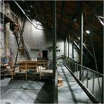 Ulmer Münster: Auf dem Dachboden