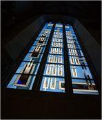 Ulmer Münster: Fenster »Weltvollendung«