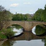 Ulrichsbrücke übern Neckar