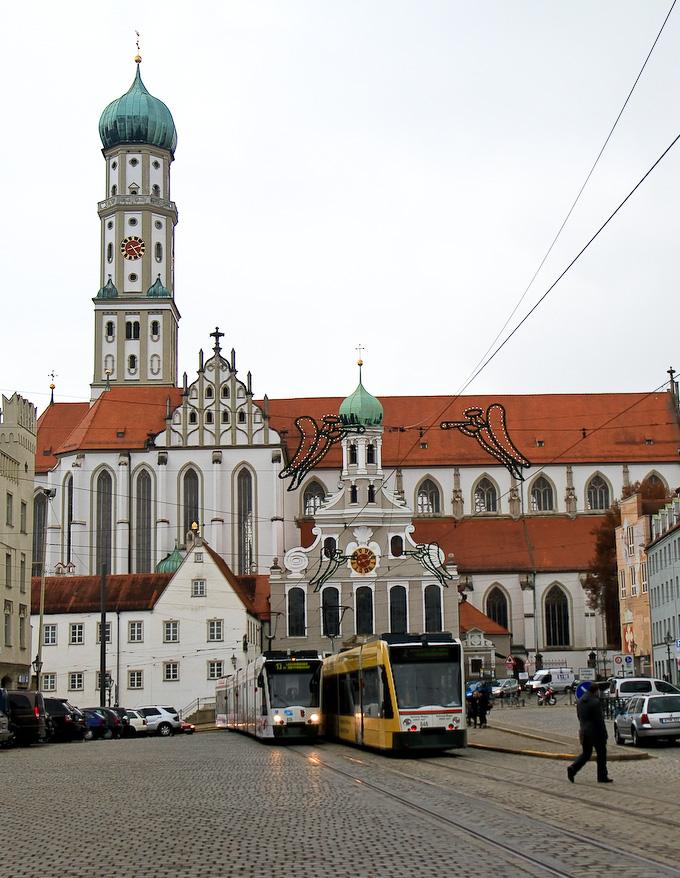 Ulrichsplatz Augsburg