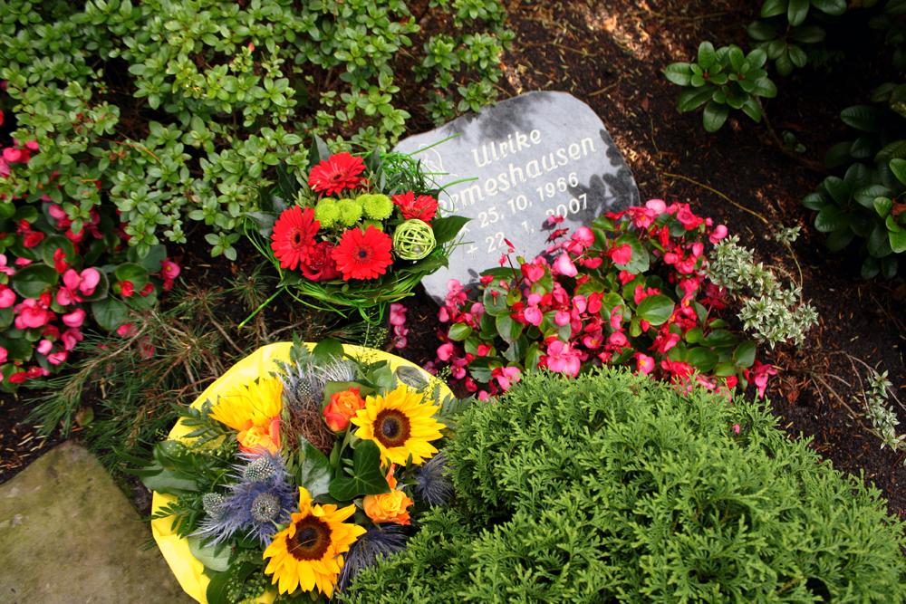 Ulrike 25.10.1966 - 22.1. 2007