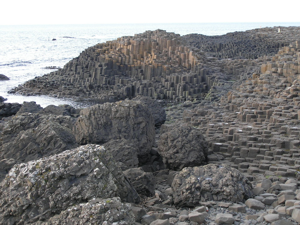 ULSTER-GIANT'S CAUSEWAY IRLAND
