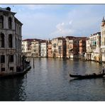 Ultime luci sul Canale