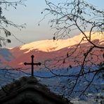 Ultime luci sul monte Terminillo
