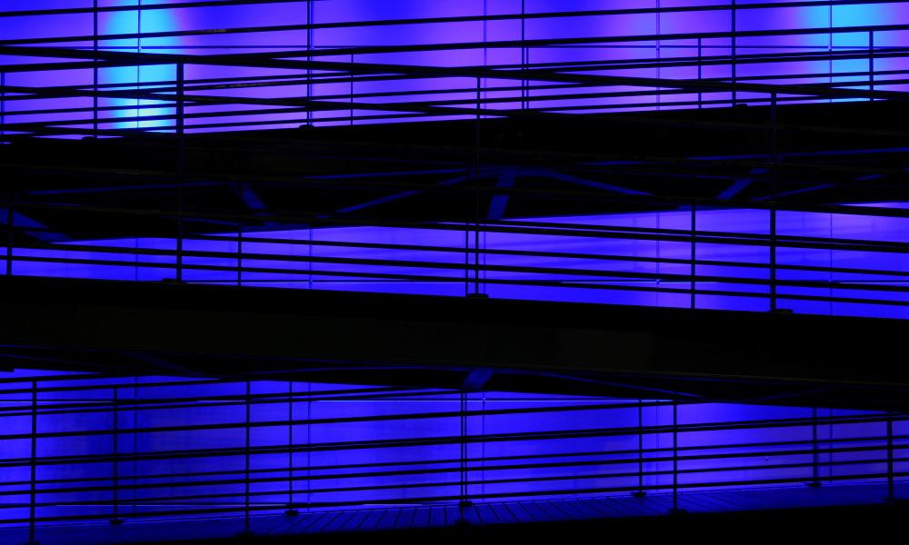 Ultraviolet bars