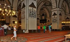 Ulu Camii Moschee Bursa
