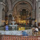 Ulu Camii Moschee Bursa, Gebetswaschung