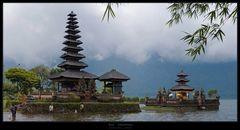 Ulun Danu Tempel am Bratansee