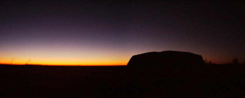 Ulurú (Ayers Rock) , Australien