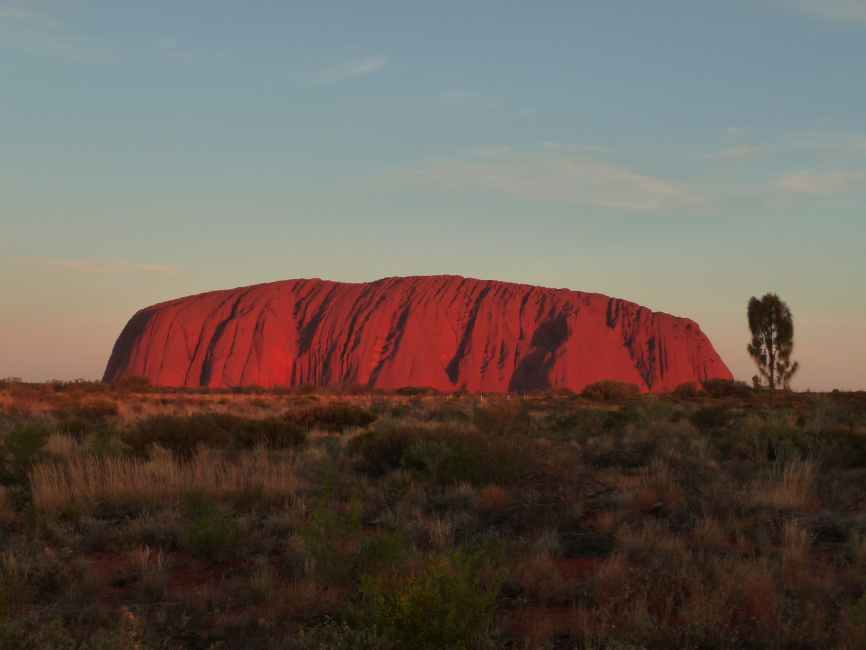 Uluru = Ayers Rock   Australien