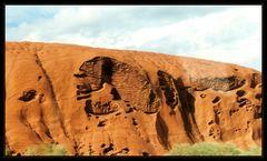 Uluru skull