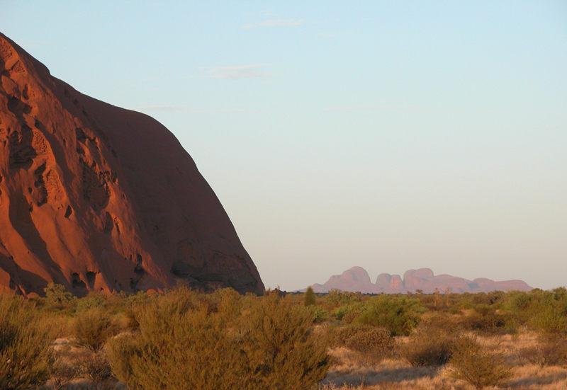 Uluru und Kata Tjuta