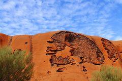 Uluru - walk about-5