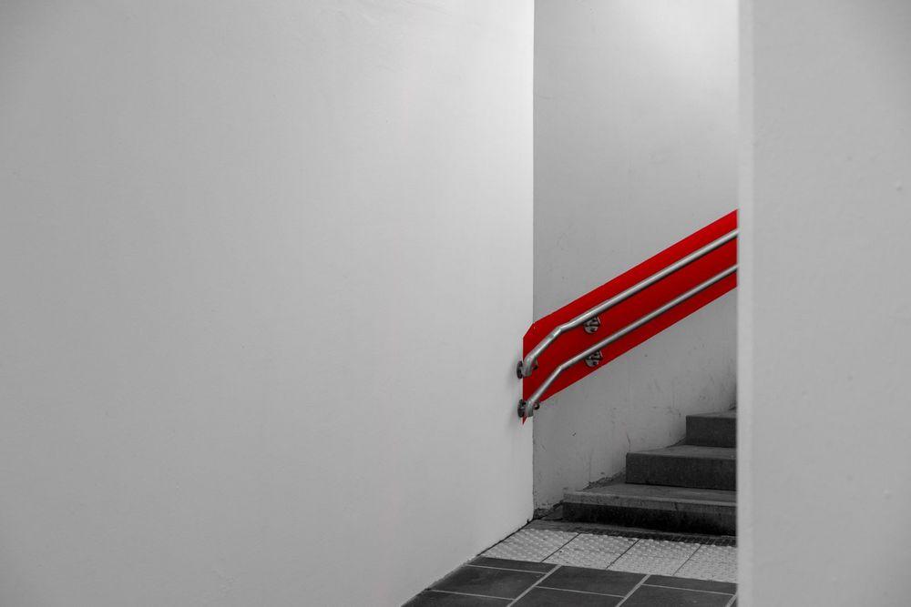 um die ecke gehen foto  bild  treppe motive