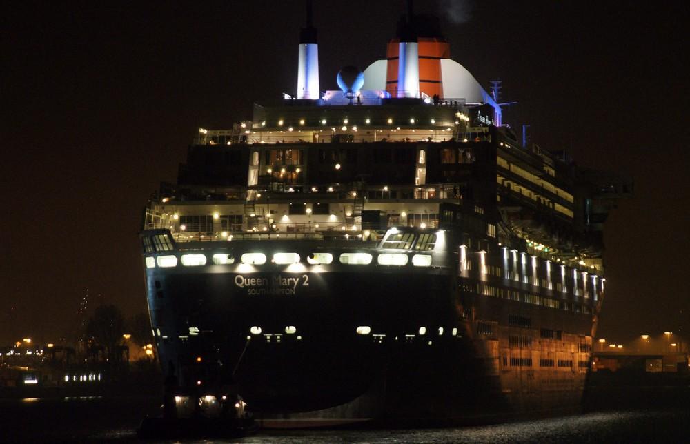Um neue Ufer zu erreichen, musst Du den Hafen verlassen.
