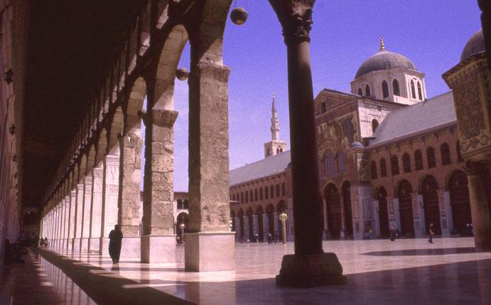 Umayyad Mosque 1