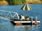 umbrella raft