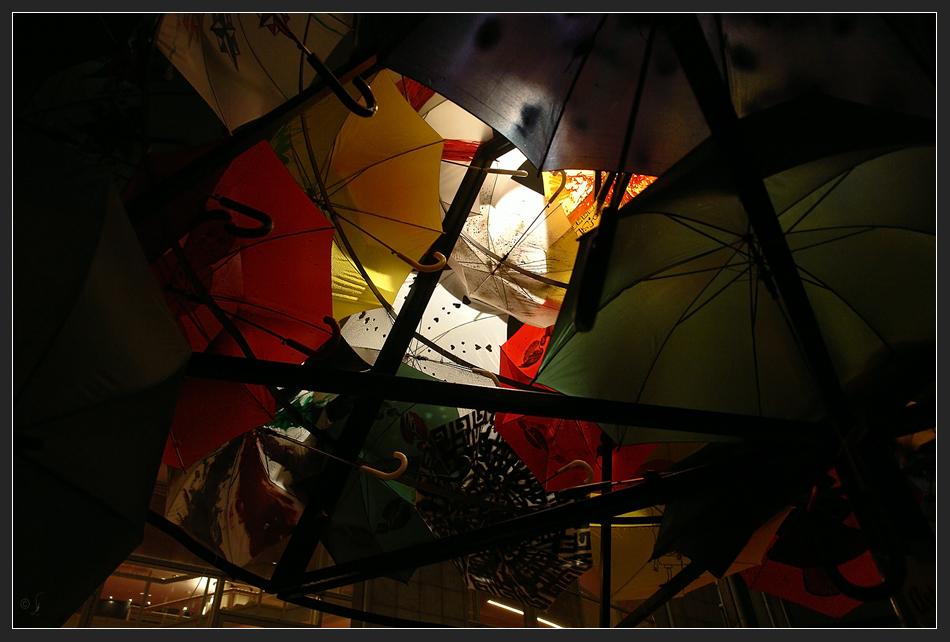 Umbrella-tree