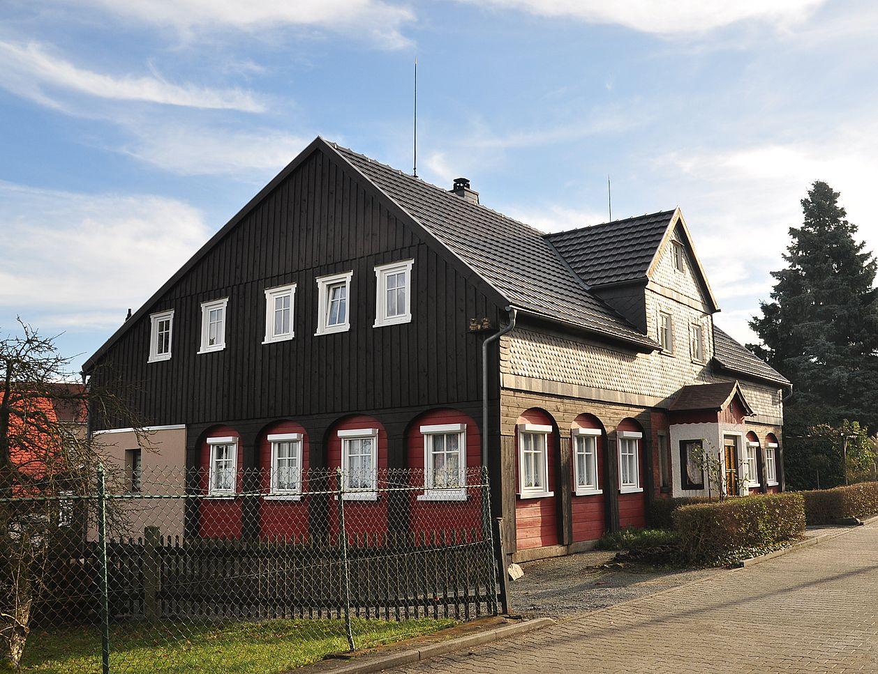 Umgebinde in Neugersdorf