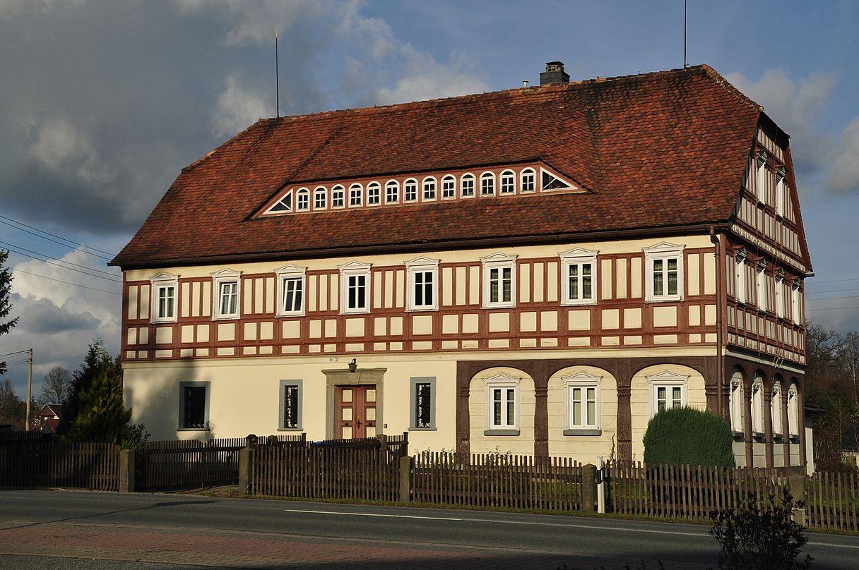 Umgebindehaus Oderwitz