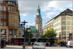 Umgebung Hamburger Rathaus