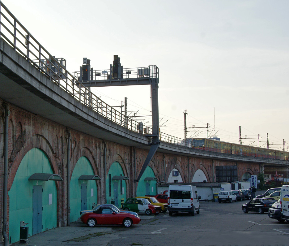 Umgebung Oberbaumbrücke, 11.10.08 – 25