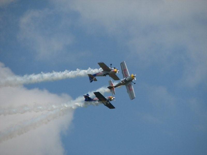 Umkreisung Airpower09