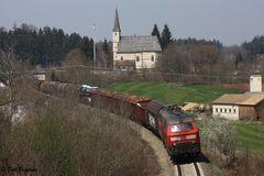 Umleitung über Mühldorf