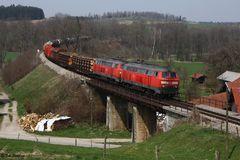 Umleitung über Mühldorf II