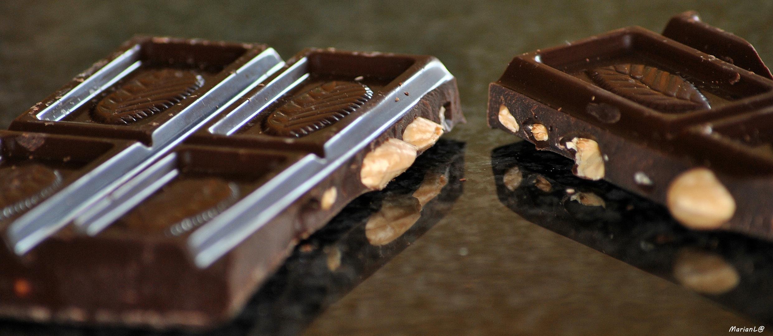 ummmmmmm chocolate negro