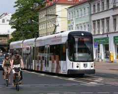 Umweltfreundliche Verkehrsmittel