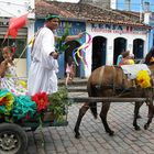 Umzug zum Frühlingsbeginn in Cachoeira
