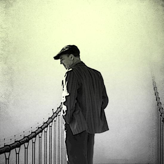Un alto entre el puente de la vida y la muerte