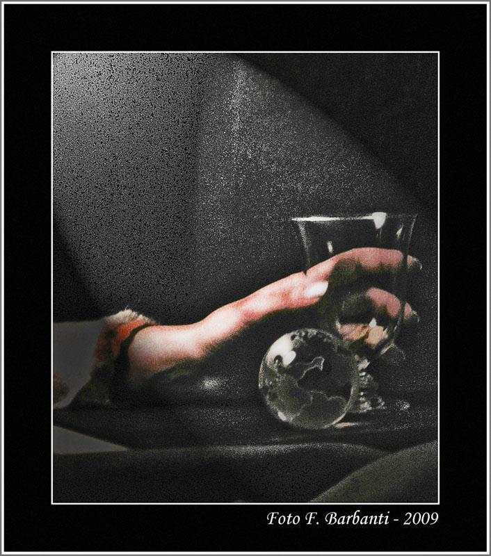 Un bicchiere pieno di mondo