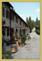 un borgo nel Chianti