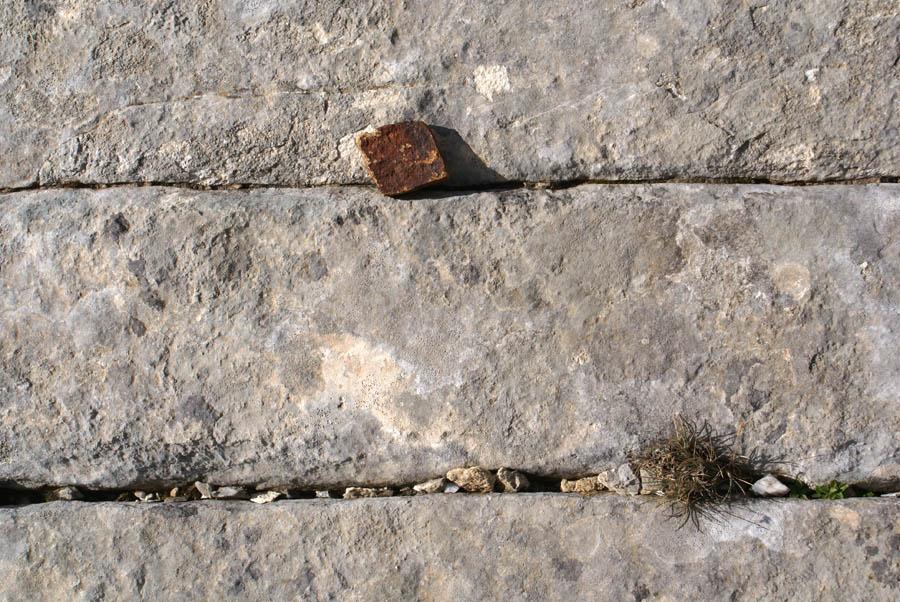 Un carré sur une ligne ...