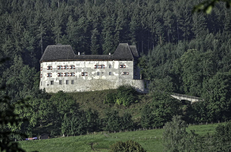 Un château en Autriche