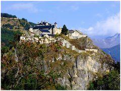 Un château en Queyras