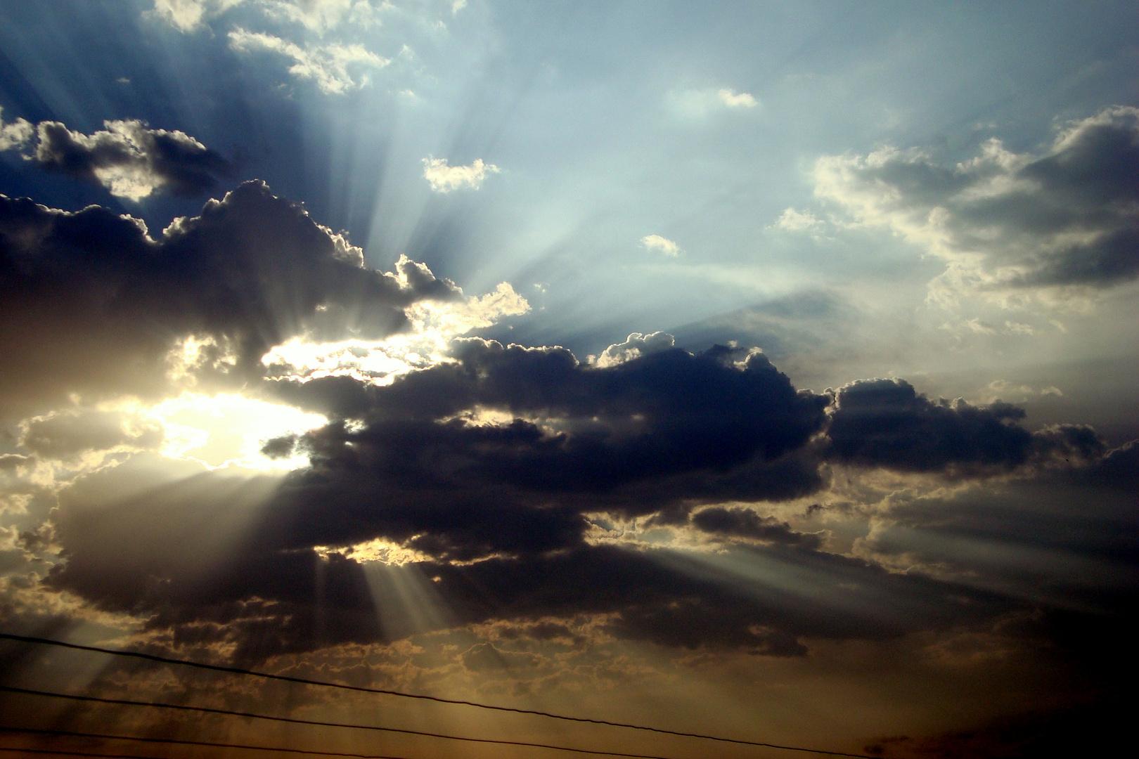 UN CIELO LUMINOSO Imagen & Foto | cielo y universo, naturaleza Fotos de fotocommunity