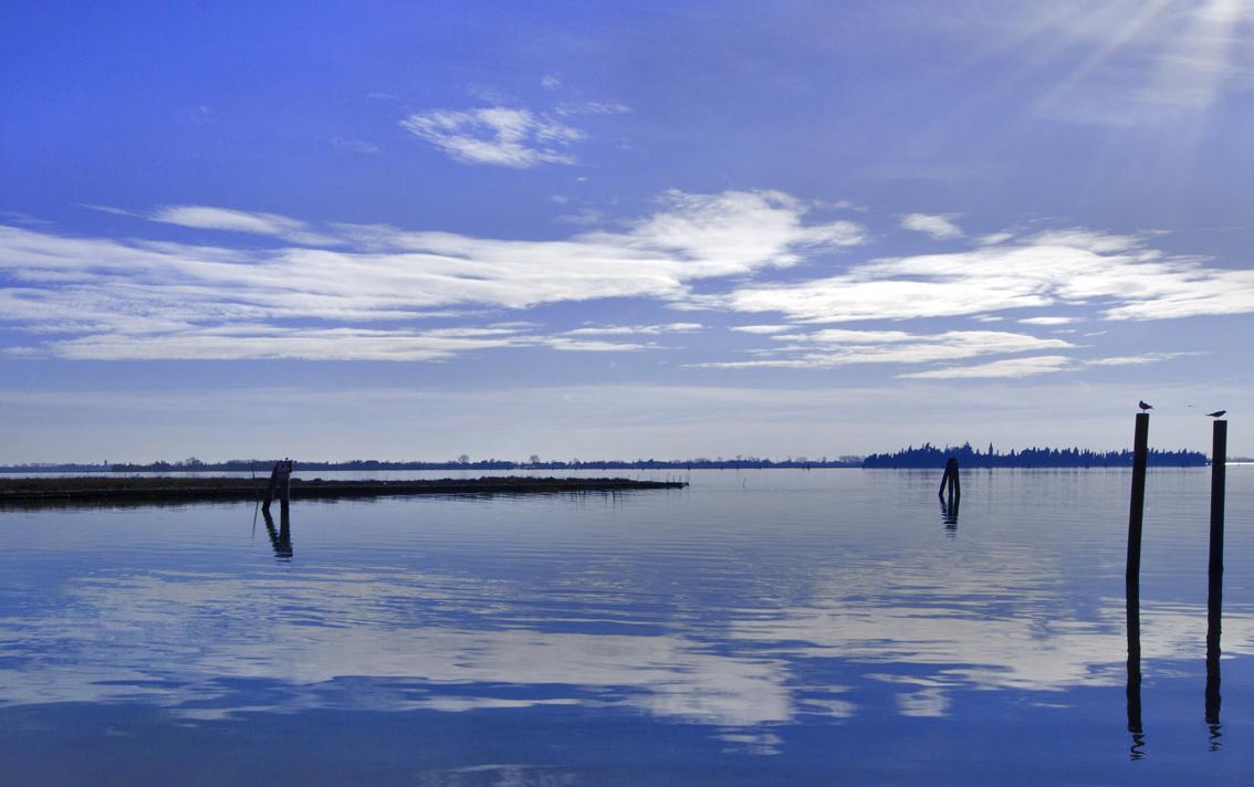Un coup d'œil à Murano...